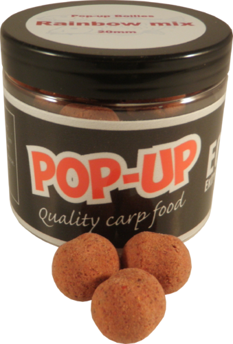 Pop-up boilies Rainbow Mix