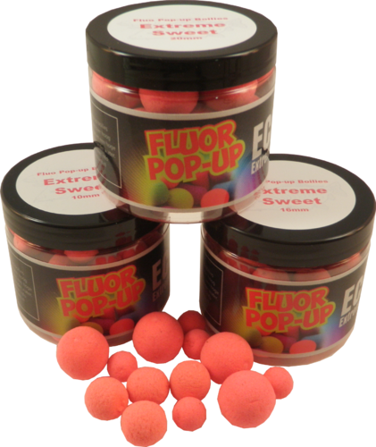 Fluor pop-up ''Extreme Sweet'' Roze