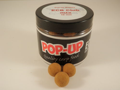 Pop-up boilies ECB club